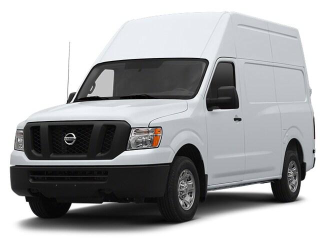 2013 Nissan NV Cargo NV2500 HD Van High Roof Cargo Van