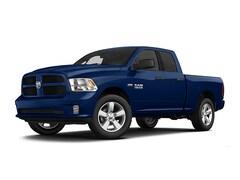 2013 Ram 1500 Tradesman/Express Truck Quad Cab