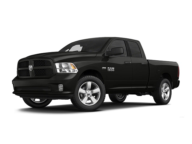 Featured 2013 Ram 1500 Tradesman/Express Truck Quad Cab for sale near you in Provo, UT
