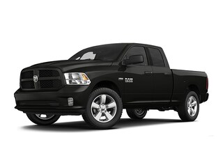 Used Trucks  2013 Ram 1500 Tradesman/Express Truck Quad Cab For Sale in Anchorage