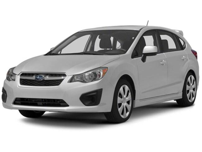 2013 Subaru Impreza 2.0i AWD 2.0i  Wagon CVT