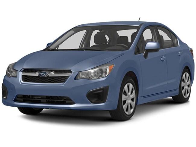 New 2013 Subaru Impreza Sedan Auto 2.0i in Avenel
