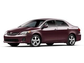 2013 Toyota Corolla LE Special Edition Sedan