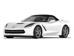 2014 Chevrolet Corvette Stingray 2dr Conv w/2LT