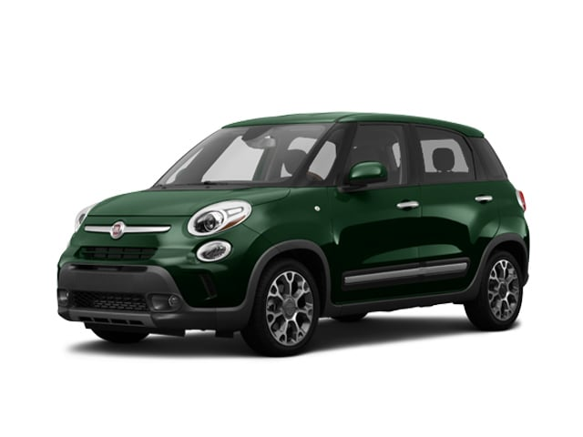Featured 2014 FIAT 500L Trekking Hatchback for sale near you in Tucson, AZ
