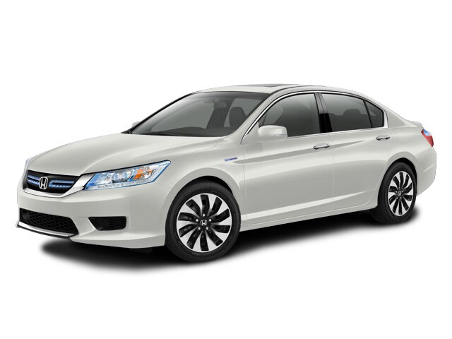 2014 Honda Accord Hybrid Touring Sedan