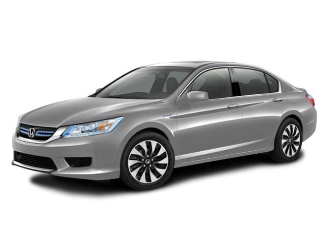 2014 Honda Accord Hybrid Hybrid Touring Sedan