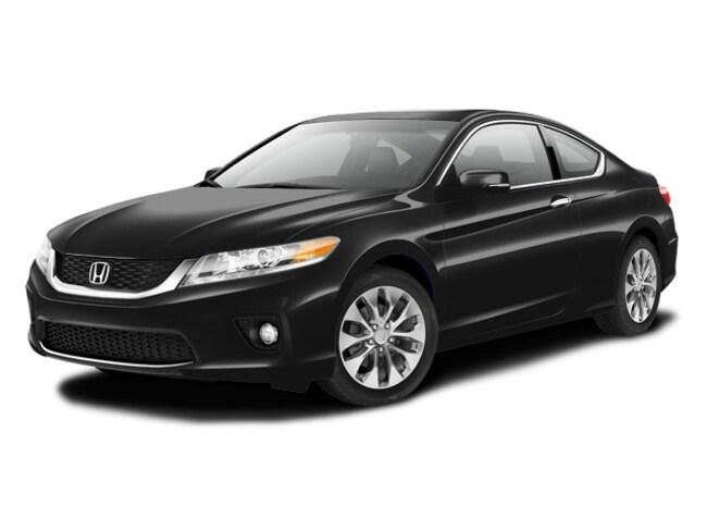 2014 Honda Accord 2dr I4 CVT EX-L Car