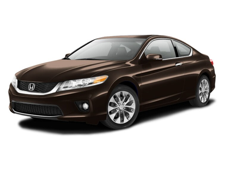Used 2014 Honda Accord EX-L Coupe Victor