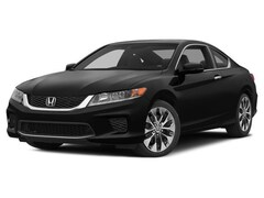 Certified Pre-Owned 2014 Honda Accord Coupe LX-S 2dr Car in Downingtown, PA