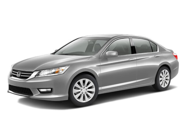 Pre-Owned 2014 Honda Accord EX-L Sedan in Peoria, IL