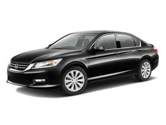 Used 2014 Honda Accord EX-L V-6 Sedan For Sale in Swanzey, NH