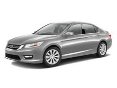 2014 Honda Accord EX-L Sedan I4 DOHC i-VTEC 16V 2.4L CVT BB15828