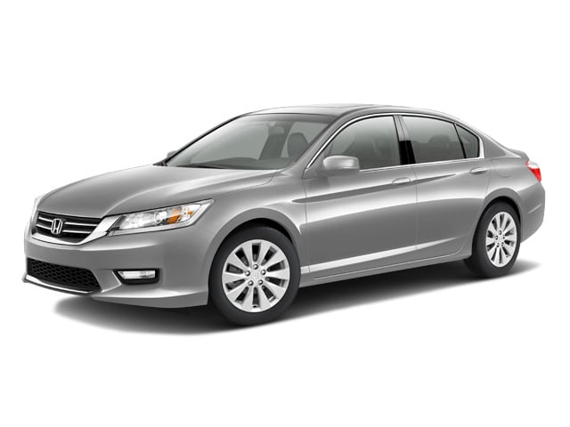 Delightful 2014 Honda Accord EX L Sedan