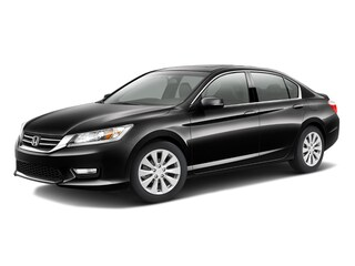 Used 2014 Honda Accord EX-L Sedan for sale in Houston