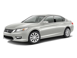 2014 Honda Accord EX-L Car