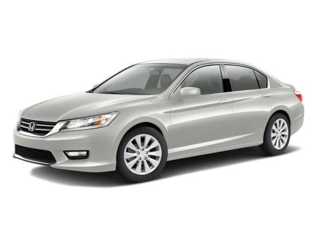 Used 2014 Honda Accord EX-L Sedan For Sale San Leandro California