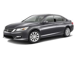 Used 2014 Honda Accord EX-L w/Navigation Sedan for sale in Fort Myers, FL