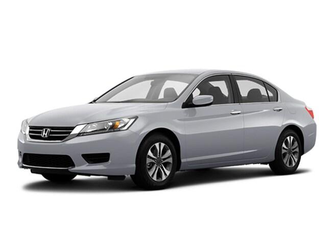 2014 Honda Accord Sedan LX Sedan