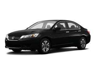 2014 Honda Accord Sedan LX I4 CVT LX