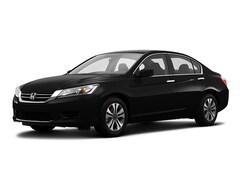2014 Honda Accord 4dr I4 CVT LX Car