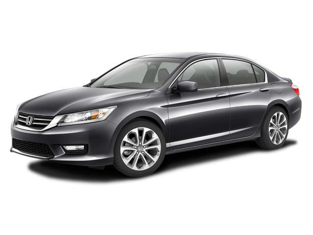 2014 Honda Accord Sedan Sport Sedan