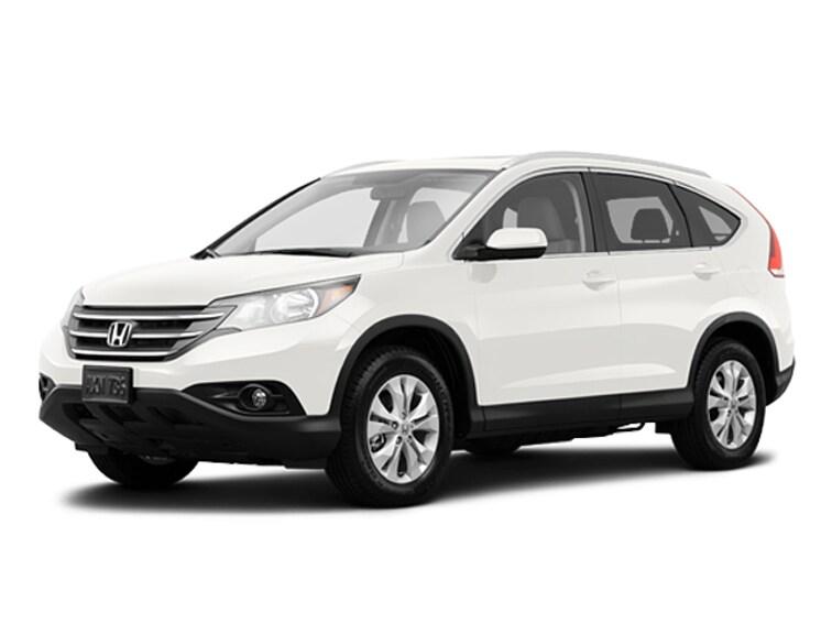 Certified Pre-Owned 2014 Honda CR-V EX-L w/Navigation AWD AWD  EX-L w/Navi in Berlin CT