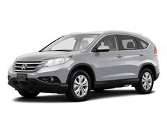 Used 2014 Honda CR-V EX-L SUV for sale in Lansing, MI