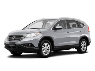 Used 2014 Honda CR-V EX-L AWD SUV for sale in Terre Haute at Thompson's Honda