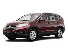 Used 2014 Honda CR-V EX-L SUV for Sale in Fayetteville NY