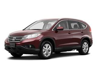 2014 Honda CR-V EX-L Sport Utility