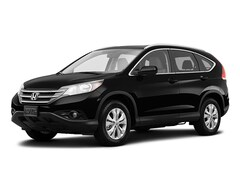 Used 2014 Honda CR-V EX-L SUV near Boston, MA