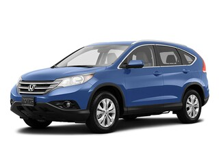 Used 2014 Honda CR-V EX-L AWD SUV For Sale in Toledo, OH