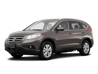 Certified Pre-Owned 2014 Honda CR-V EX-L SUV in the Boston area