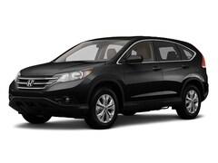 used 2014 Honda CR-V EX FWD SUV