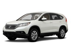 Used 2014 Honda CR-V 2WD 5dr EX SUV for Sale near Fairfield, CT, at Honda of Westport