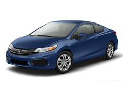 Used 2014 Honda Civic LX Coupe in Reading, PA