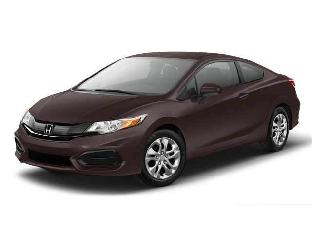 Featured pre owned vehicles 2014 Honda Civic LX Coupe for sale near you in San Leandro, CA