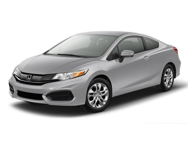2014 Honda Civic LX Coupe