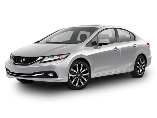 2014 Honda Civic EX-L (Value Line) Sedan