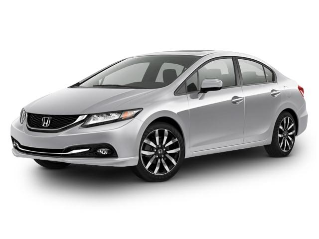 2014 Honda Civic EX L Sedan