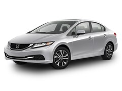 used 2014 Honda Civic EX Sedan