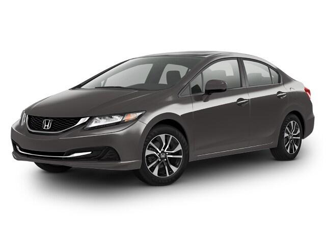 2014 Honda Civic EX Sedan