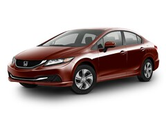used 2014 Honda Civic LX Sedan