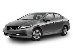 2014 Honda Civic LX 4dr CVT Sedan