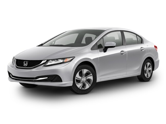 2014 Honda Civic Sedan LX Car