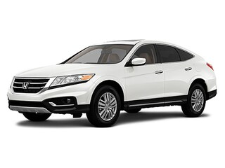 Pre-Owned 2014 Honda Crosstour EX-L 4D Sport Utility SUV in San Francisco, CA