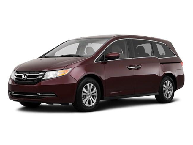 Used 2014 Honda Odyssey EX-L Van For Sale Leesburg, FL