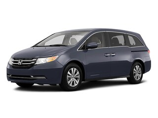 Used 2014 Honda Odyssey EX-L Van for sale in Columbus, OH