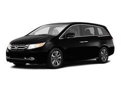 Used 2014 Honda Odyssey Touring Van for sale in Orange County
